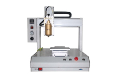 品速PUR热熔胶点胶机应用