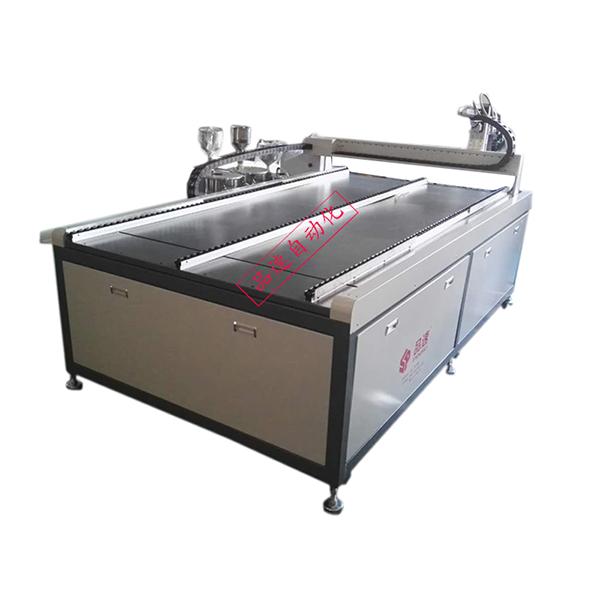 品速点胶机灌胶机在pcb板行业应用