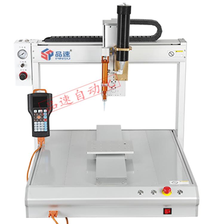 300ML硅胶玻璃胶自动点胶机