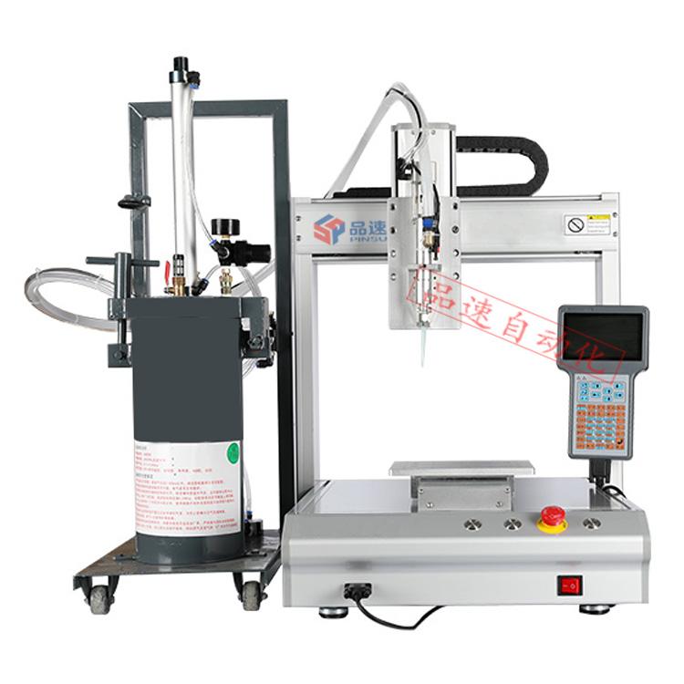 2600ML硅胶自动点胶机