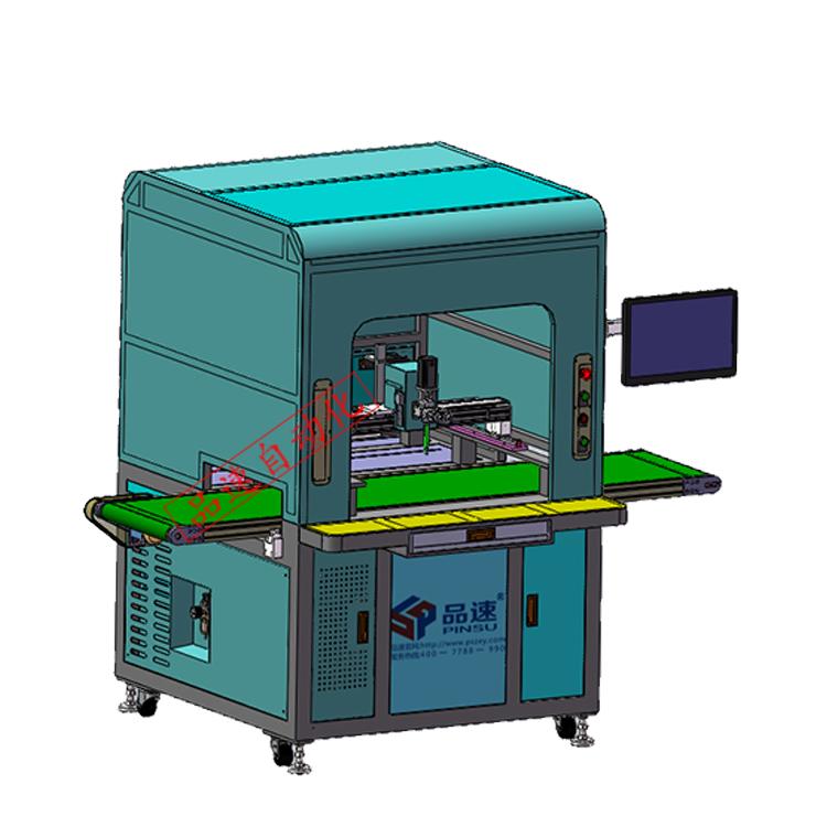 在线式视觉点胶机(一体机)